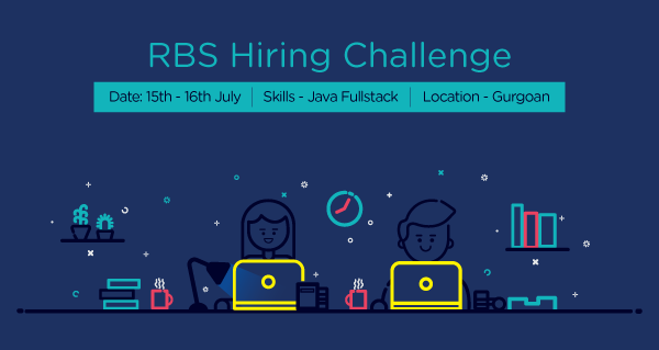 RBS Hiring Challenge | Developer jobs in July, 2017 on HackerEarth
